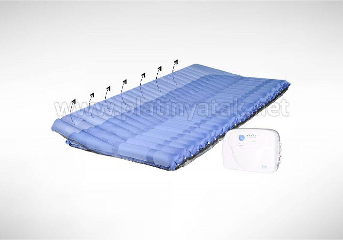 pozisyon veren havalı yatak