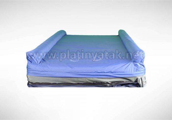 ultra pozisyon veren boru tipi havalı yatak